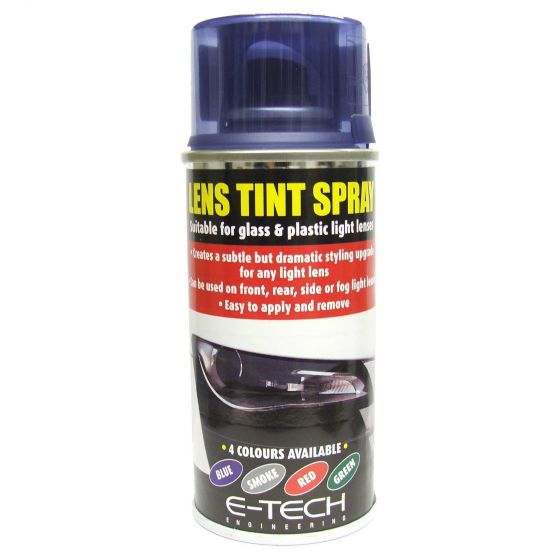 E-Tech Engineering Lens Tinting Kits – Blue, Blue