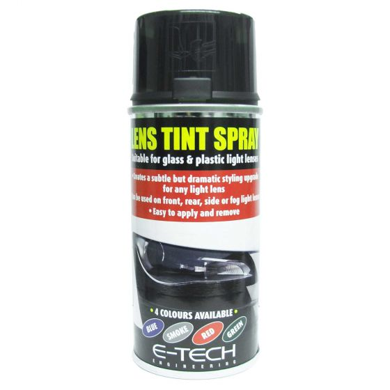 E-Tech Engineering Lens Tinting Kits – Smoke, Grey