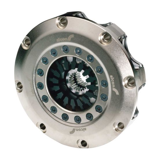 """Alcon 5.5"""" Sintered Race Clutch Cover Assembly – 353 lb/ft – 2 Plates (Not Included)"""