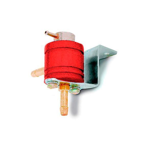 Alpha Fuel Pressure Regulator – 3 Bar Red