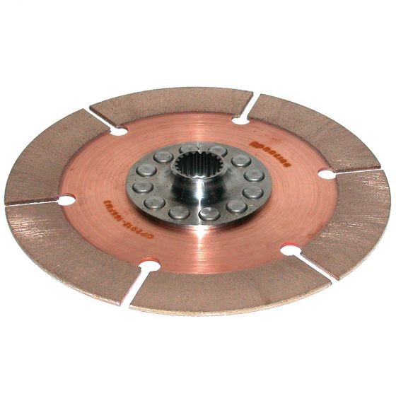 "A P Racing 5.5"" Sintered Drive Plate – 22.2mm x 10"