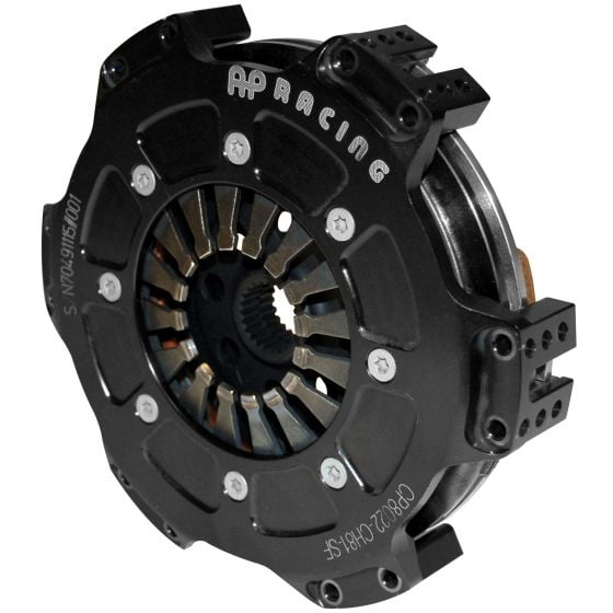 "A P Racing 7.25"" Cerametallic I-Drive Racing Clutch"