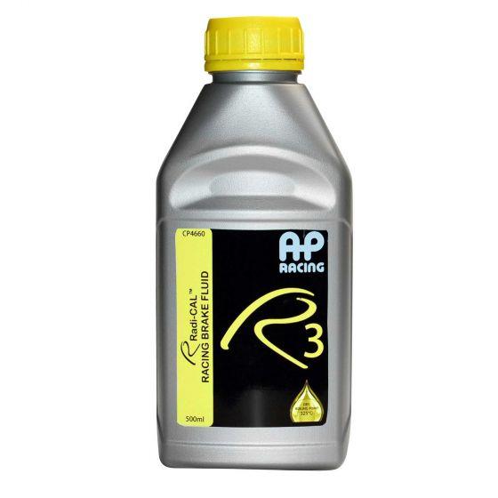 A P Racing Radi-Cal R3 Racing Brake Fluid (Was PRF660)