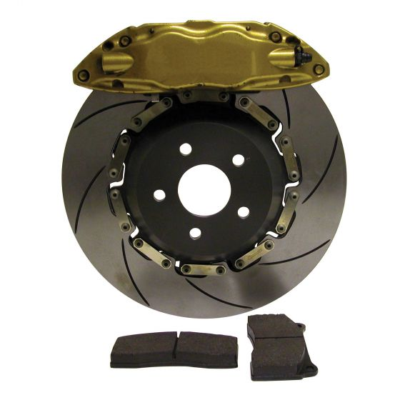 A P Racing Strap Drive Discs And Pad Set – Plain Disc