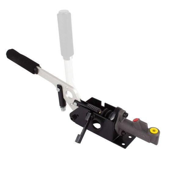 Automotive Plumbing Solutions Horizontal & Vertical Hydraulic Handbrake – Lockable