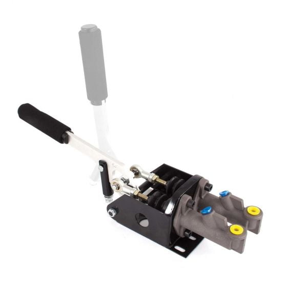 Automotive Plumbing Solutions Horizontal & Vertical Hydraulic Handbrake – Twin Cylinder