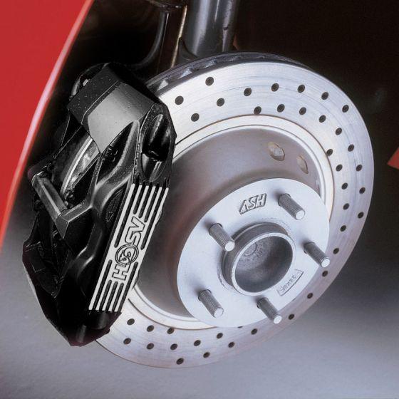 E-Tech Engineering Brake Caliper And Engine Bay Paint – Black, Black