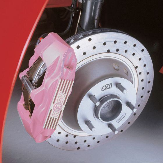 E-Tech Engineering Brake Caliper And Engine Bay Paint – Pink, Pink