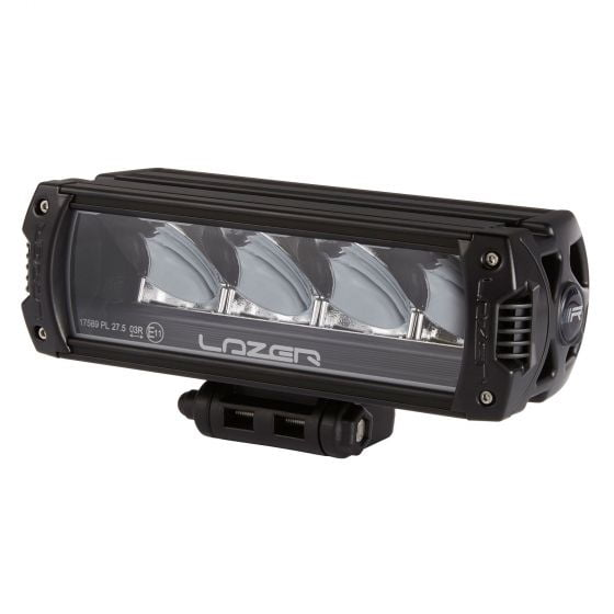 Lazer Lamps Triple-R 750 LED Ultra Long Range Spot Lamp – Black