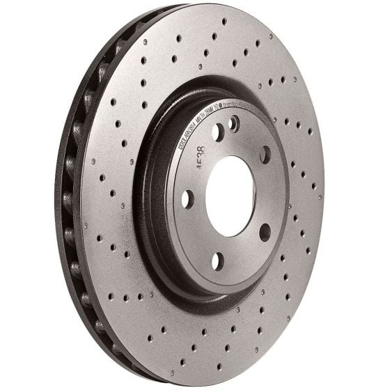 Brembo Xtra Brake Discs – Front single 314 x 25mm