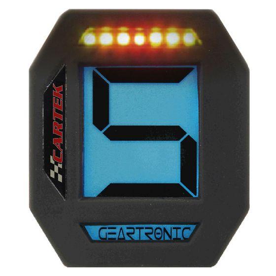 Cartek Digital Gear Indicator With Sequential Shift Light