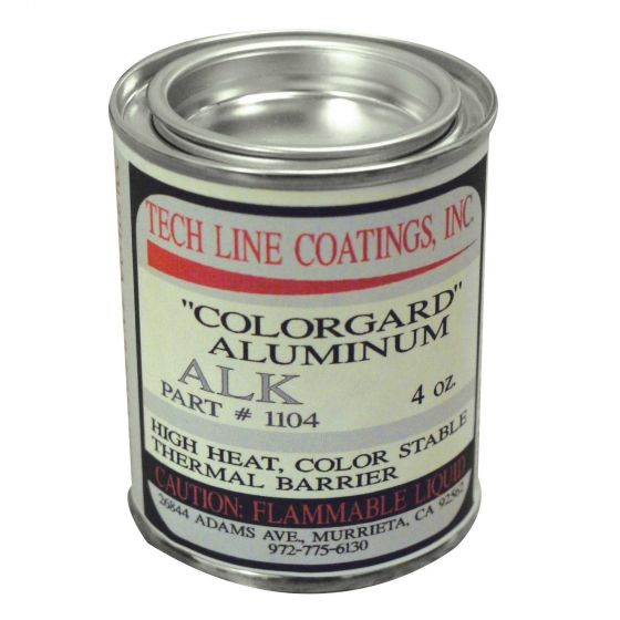 Techline Colorgard Thermal Barrier – Aluminium, Silver
