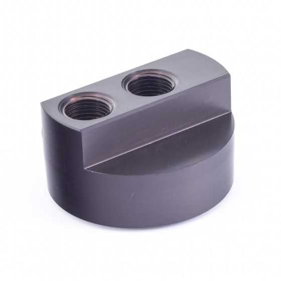 Canton Straight Remote Oil Filter Adaptor – M20 Thread