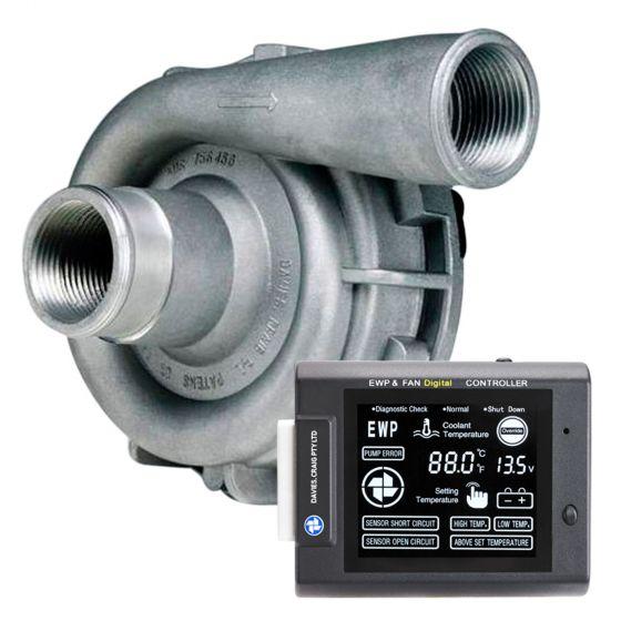 Davies Craig EWP115 Alloy Water Pump & Digital Controller Combo
