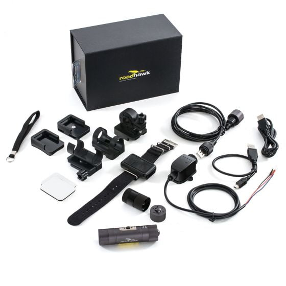 Roadhawk Bullet R+ Moto Edition 1080p HD Bullet Camera