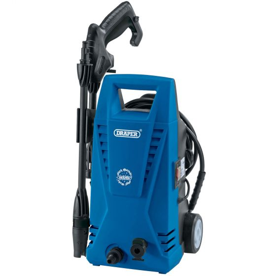 Draper 1500W 230V Pressure Washer with Total Stop Feature – PW1530