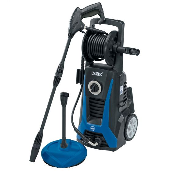 Draper 2200W 230V Pressure Washer with Total Stop Feature – PW2200