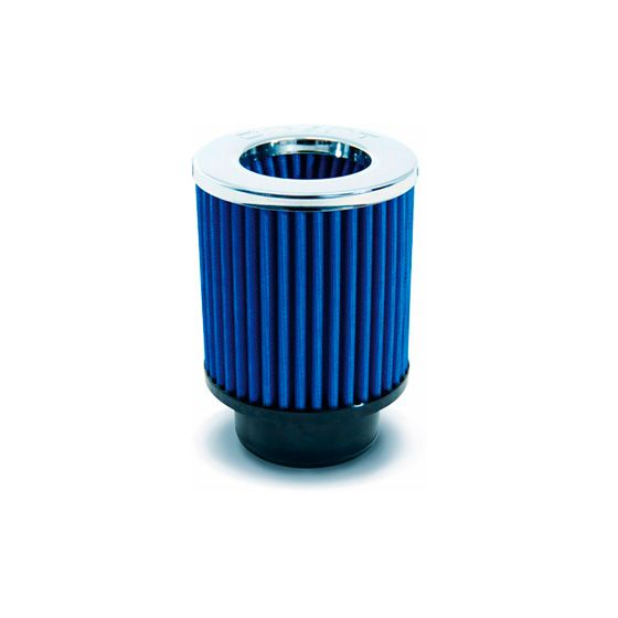 Drift Twin Cone Metal Cap Filters – 100mm Neck ID, Cylindrical , Cotton