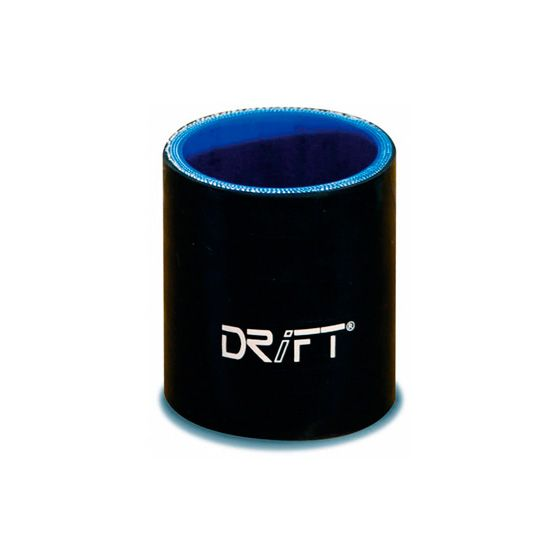 Drift High Grade Black Coupler Silicone Hose – 63mm, Blue