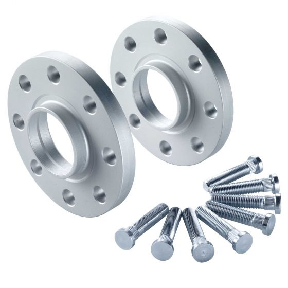 Eibach Pair of 20mm Pro-Spacer Wheel Spacers (Kit) – 5×114.3 PCD, System 6, 66mm Centre Bore, M12x1,25 Thread