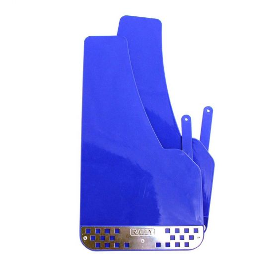 E-Tech Engineering Mud Flaps – Blue