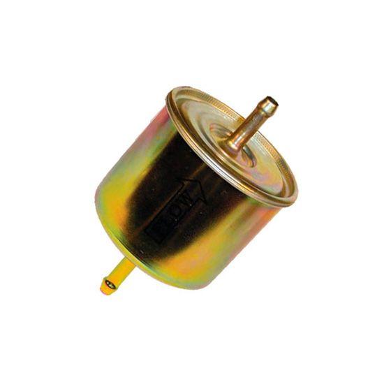 Sytec Universal Disposable Fuel Filter – 76mm Long 75mm Diamater