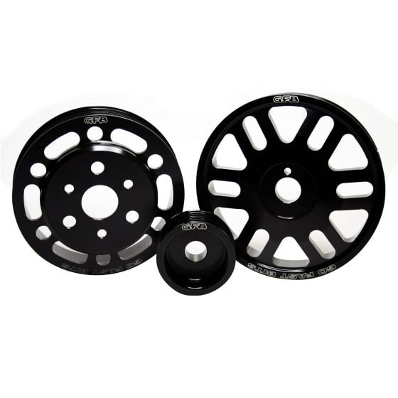 GFB Lightweight Underdrive Engine Pulley Kit