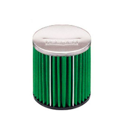 Green Filters Universal Single Cone Cylindrical Air Filter – 75mm Neck Internal Diameter
