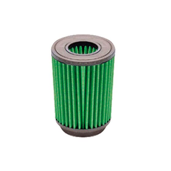 Green Filters Universal Twin Cone Cylindrical Air Filter – 65mm Neck Internal Diameter