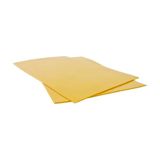 Grayston 4mm Thick Mudflaps – Pair In Yellow, Yellow