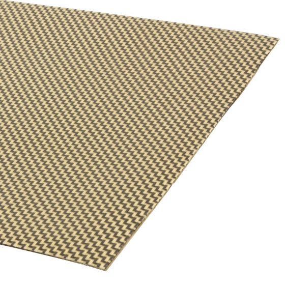 Grayston Self Adhesive Carbon Kevlar Protective Sheet – 50 x 25cm Sheet
