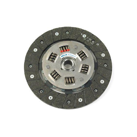 Helix 7.8 Inch Organic Sprung Drive Plate – 267mm Diameter, 25.4mm x 23T Spline, Road
