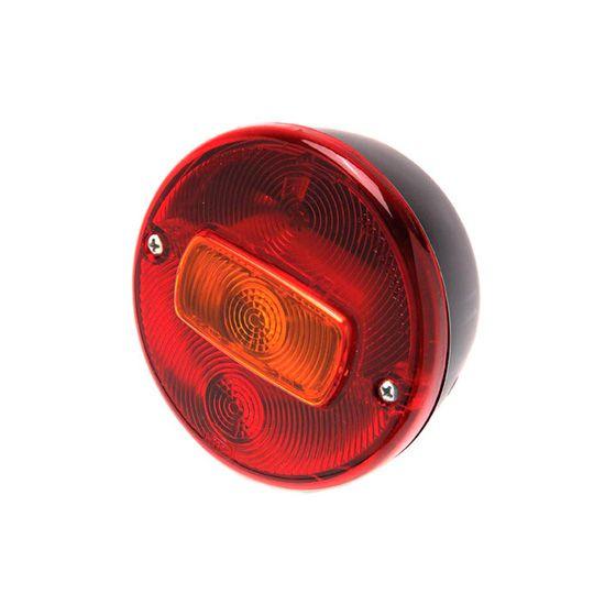 Demon Tweeks Stop Tail And Indicator Lights – 114mm Diameter – Small Hamburger