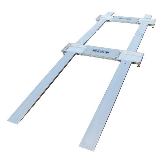 Intercomp Adjustable Billet Alloy Setup Rack – 4000lb