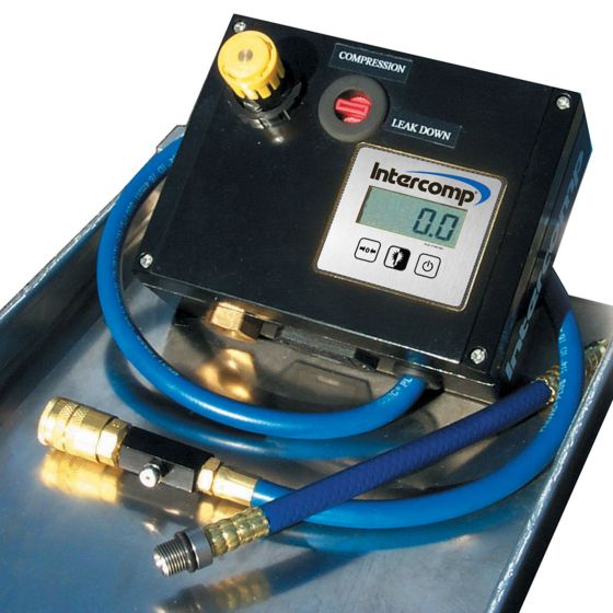 Intercomp Digital Leakdown And Compression Tester