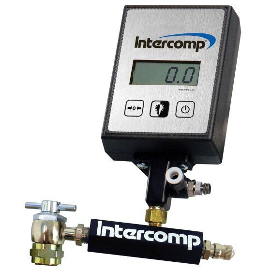Intercomp Digital Damper Inflation / Pressure Gauge