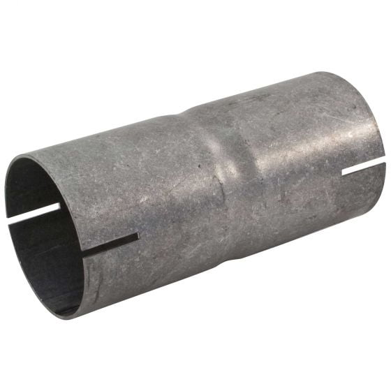 Jetex Double End Sleeve – 2 Inch, 100mm Long, Stainless Steel