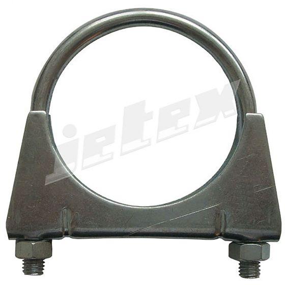 Jetex Universal Exhaust Fittings – 2.5 Inch U Clamp