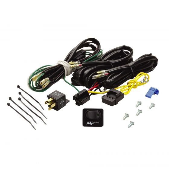 KC Hilites Pre Assembled Wiring Harness