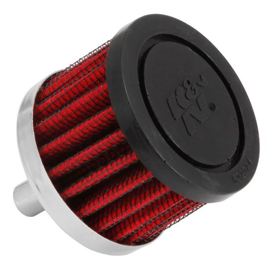 K&N Filters Breather Filter – 10 x 51 x 38mm Rubber Top