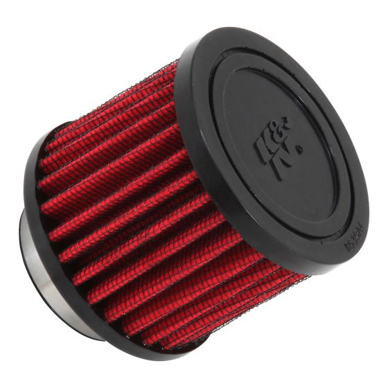 K&N Filters Breather Filter – 38 x 76 x 63mm Rubber Top