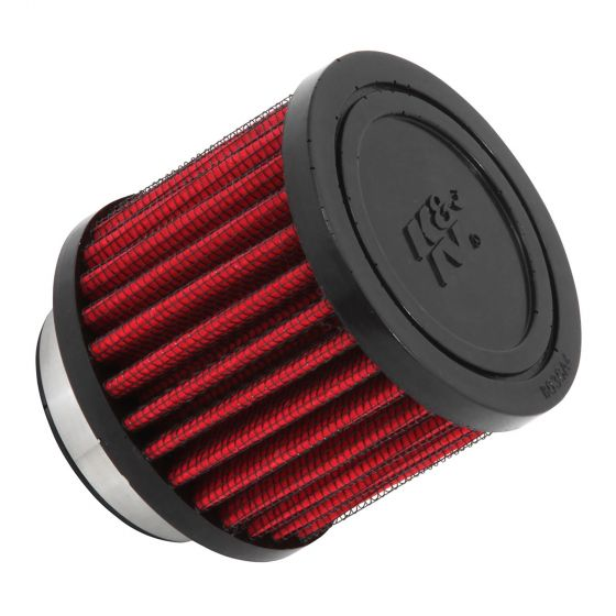 K&N Filters Breather Filter – 44 x 76 x 63mm Rubber Top