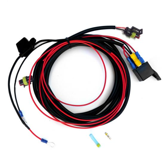 Lazer Lamps Wiring Harness – For 2 ST / T-2 / Triple-R 750 / Triple-R1000 Lamps With Switch