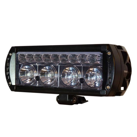 Lazer Lamps RS-4 LED Driving Lamps With Daytime Running Lights – Titanium
