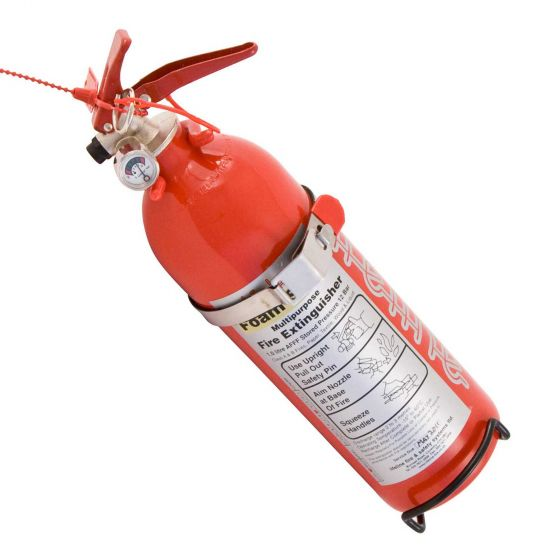 Lifeline Hand Held Fire Extinguisher 1.0 Ltr