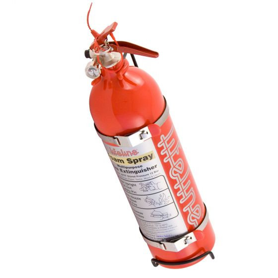 Lifeline Hand Held Fire Extinguisher 1.75 Ltr