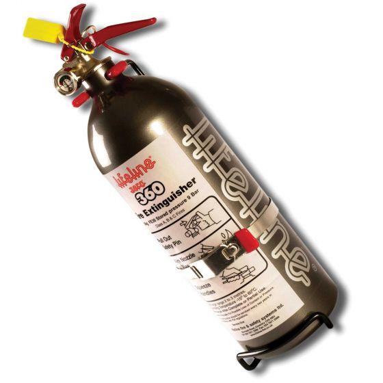 Lifeline Zero 360 2Kg Hand Held Fire Extinguisher