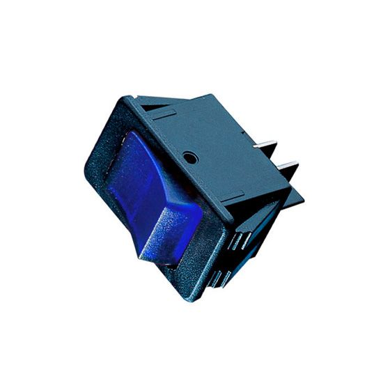 LMA Illuminated Rocker Switches – Blue