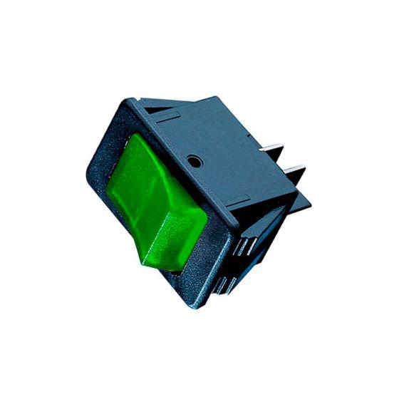 LMA Illuminated Rocker Switches – Green