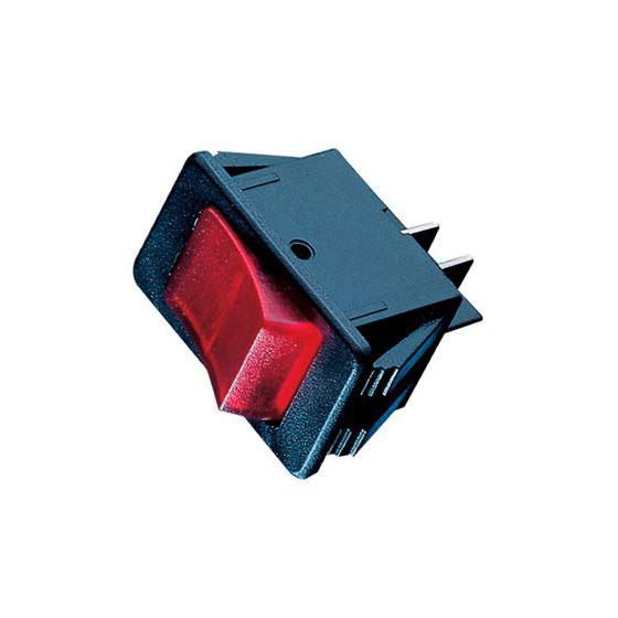 LMA Illuminated Rocker Switches – Red